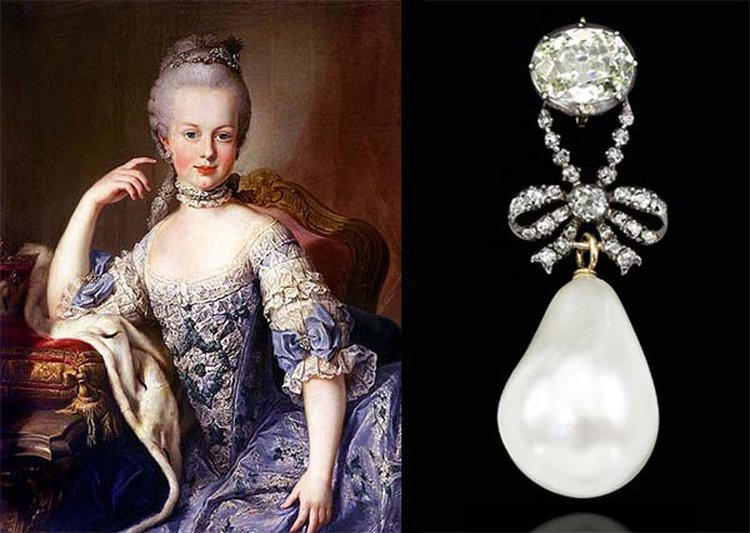 Marie Antoinette's Prized Pearls to Be Auctioned at Sotheby's Geneva on Nov. 14