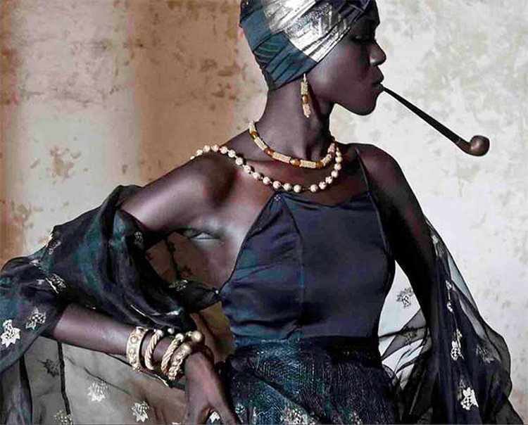 Smithsonian's 'Good as Gold' Exhibit Explores How Senegalese Women Embrace Concept of 'Sañse'