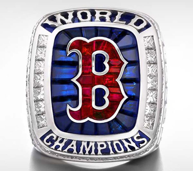 Boston Red Sox World Series Ring Is a Fitting Tribute to 2018's 'Team for the Ages'